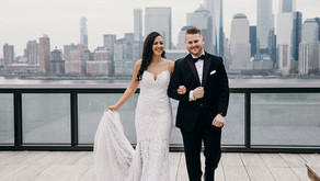 Maritime Parc Wedding, Jersey City, NJ - Recap for Tiffany and Mark