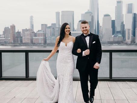 Maritime Parc Wedding, Jersey City, NJ - Recap for Tiffany and Mark