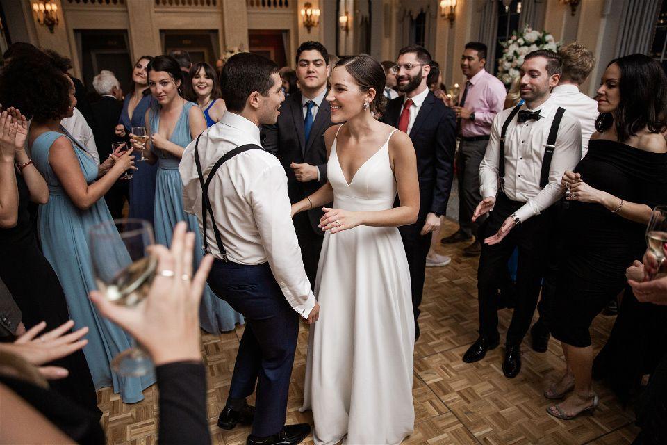 yale club wedding nyc