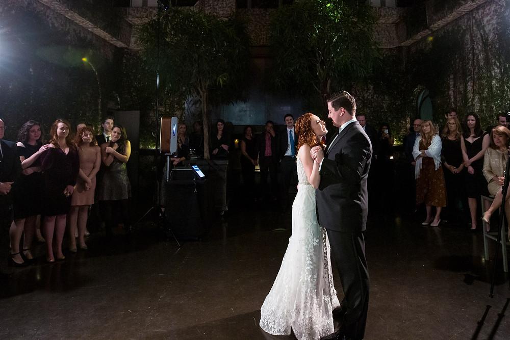the foundry wedding nyc