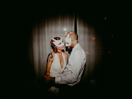 Maison May Wedding, Brooklyn, NY - Recap for Anna and John