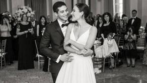 Yale Club Wedding in NYC for Natasha and Michael