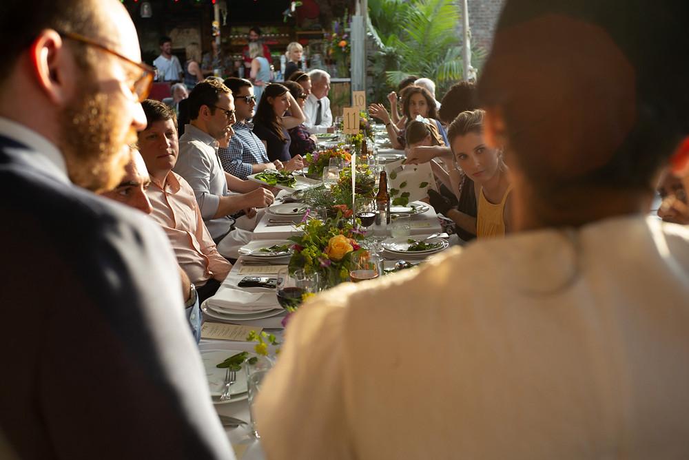 roberta's wedding brooklyn