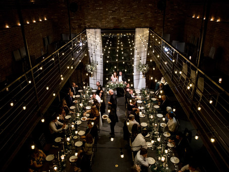 The Foundry Wedding, Long Island City, for Maddie and Jeff