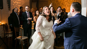 Stone Mill Wedding NYBG in The Bronx, NY for Christine & Red