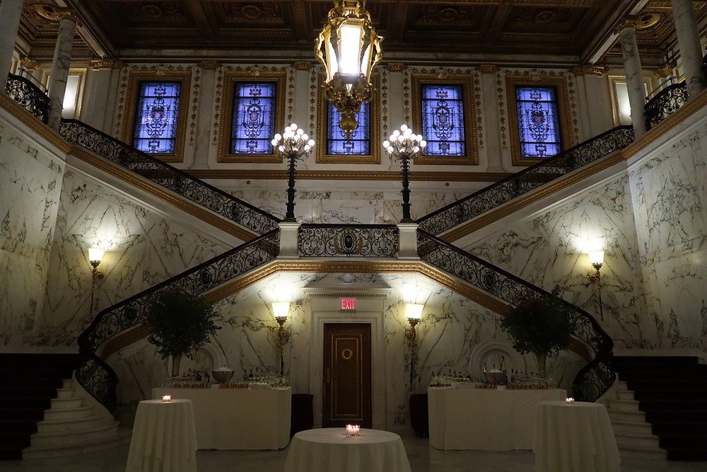 metropolitan club wedding nyc