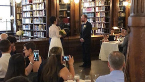 Brooklyn Historical Society Wedding for Sabena and Craig
