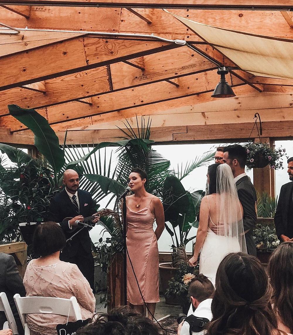 arnold house wedding