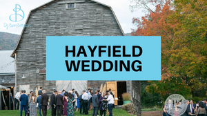 hayfield wedding catskills