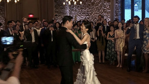 Blue Hill at Stone Barns Wedding, Pocantico Hills, NY for Jean & Jun