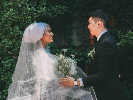 MyMoon Wedding in Brooklyn, NY for Zainab & Ilyas