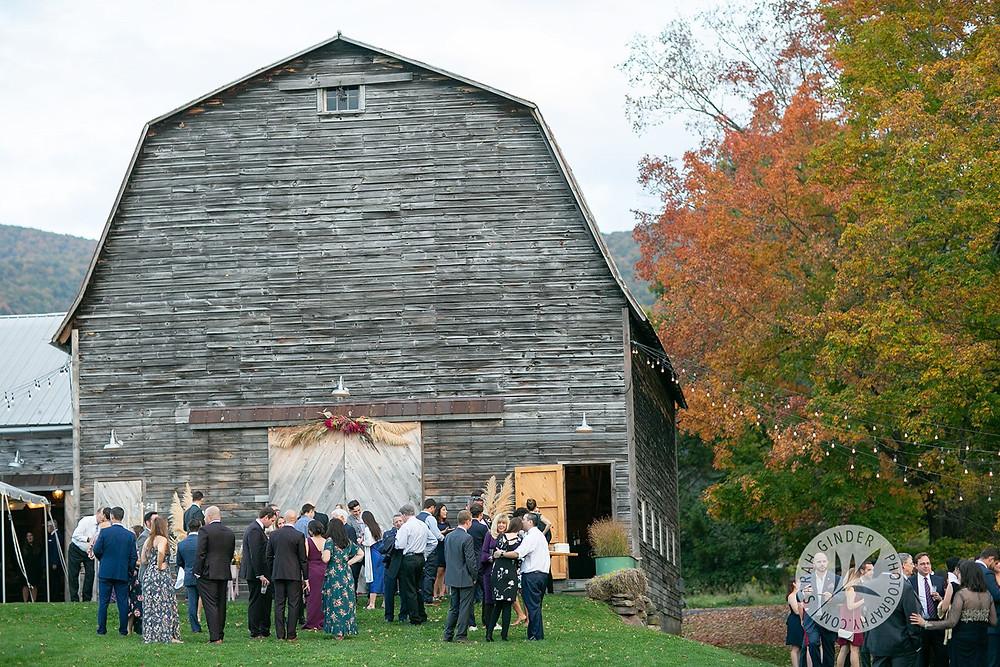 hayfield wedding catskills