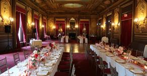 Metropolitan Club Wedding, NYC for Binye and Enrique