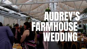 Audrey's Farmhouse Wedding, Wallkill, NY