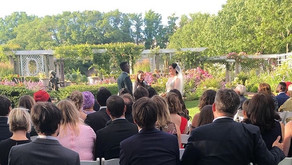 Brooklyn Botanic Garden Wedding for Celie & Michele