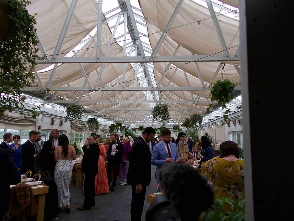 audrey's farmhouse wedding