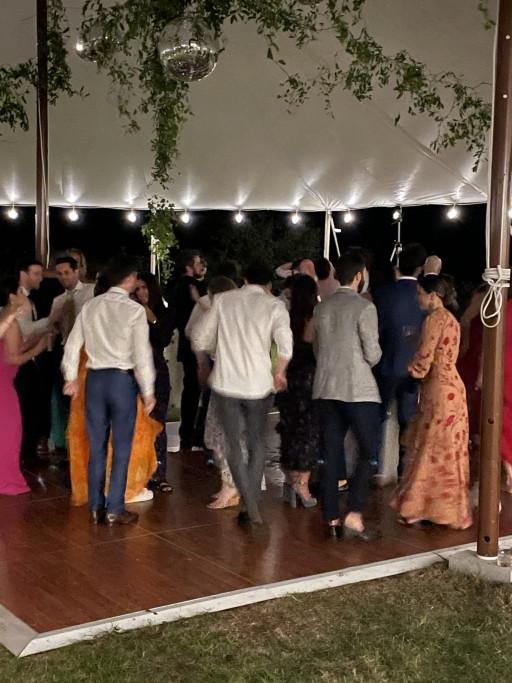 foxfire mountain house wedding