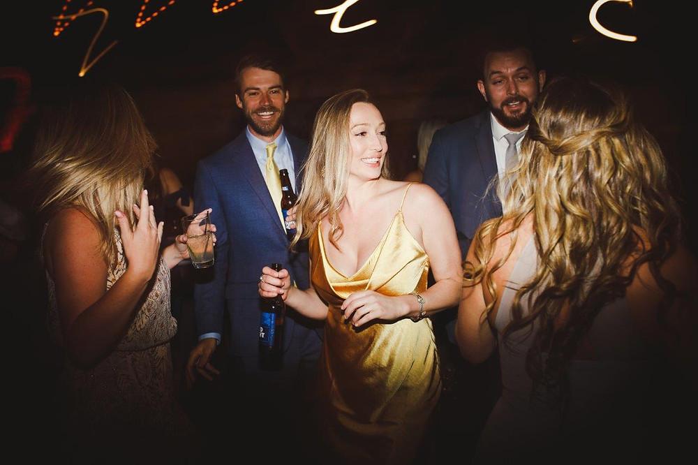 greenpoint loft wedding brooklyn