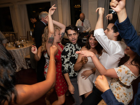 How to Transition Between Songs at a Wedding