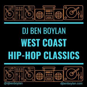West Coast Hip-Hop Classics Playlist