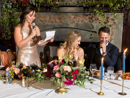 The Complete Guide to Wedding Toasts