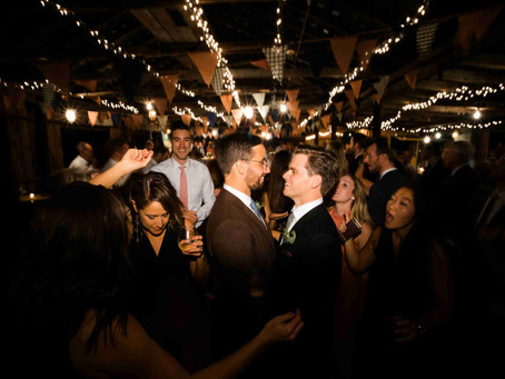 Arnold House Wedding, Livingston Manor, NY for Brad & Russell