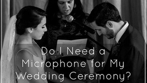 Do I Need a Microphone for My Wedding Ceremony?