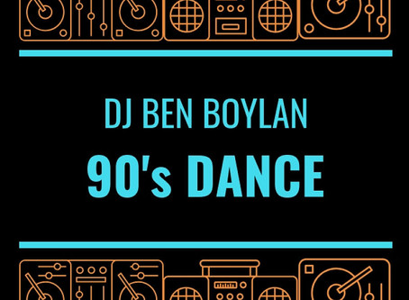 90's Dance Playlist for Weddings