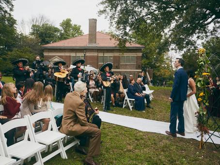 Prospect Park Picnic House Wedding, Brooklyn, NY for Gabriella & Alan