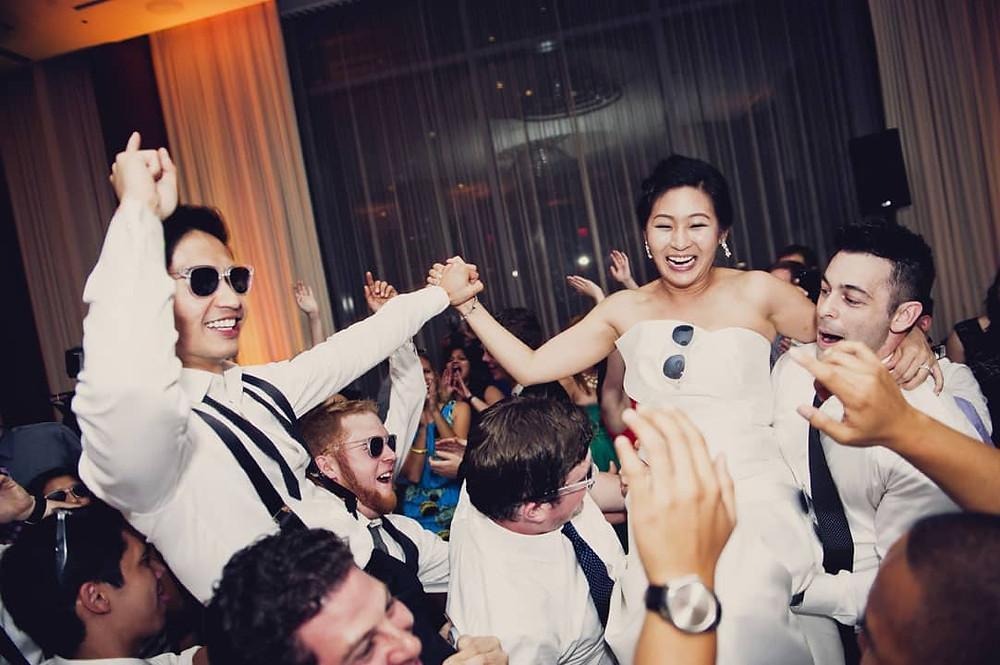 top 10 wedding djs nyc