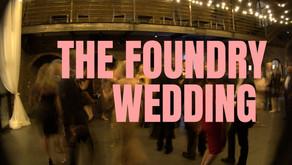 The Foundry Wedding, Long Island City, NY