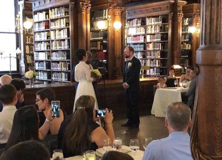 brooklyn historical society wedding