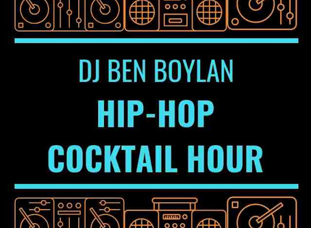 Hip-Hop & R&B Mix for a Wedding Cocktail Hour