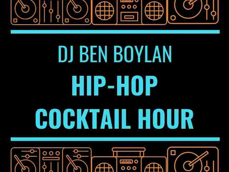 Hip-Hop & R&B Mix for a Wedding Cocktail Hour