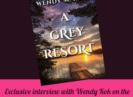 Author Spotlight: Wendy M. Kok