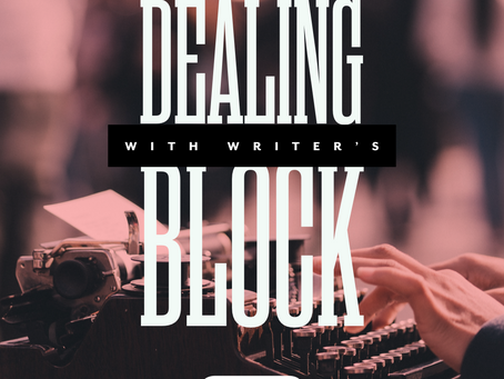 Dealing with Writer's Block