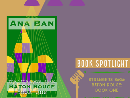 Book Spotlight: Strangers Saga