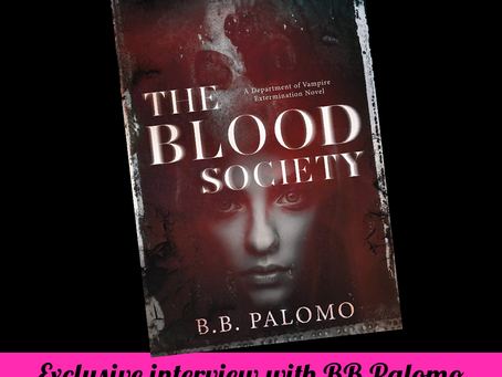 Author Spotlight: BB Palomo