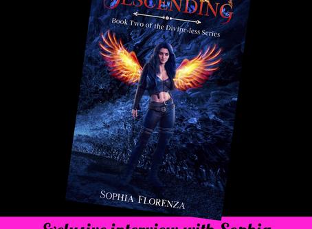 Author Spotlight: Sophia Florenza