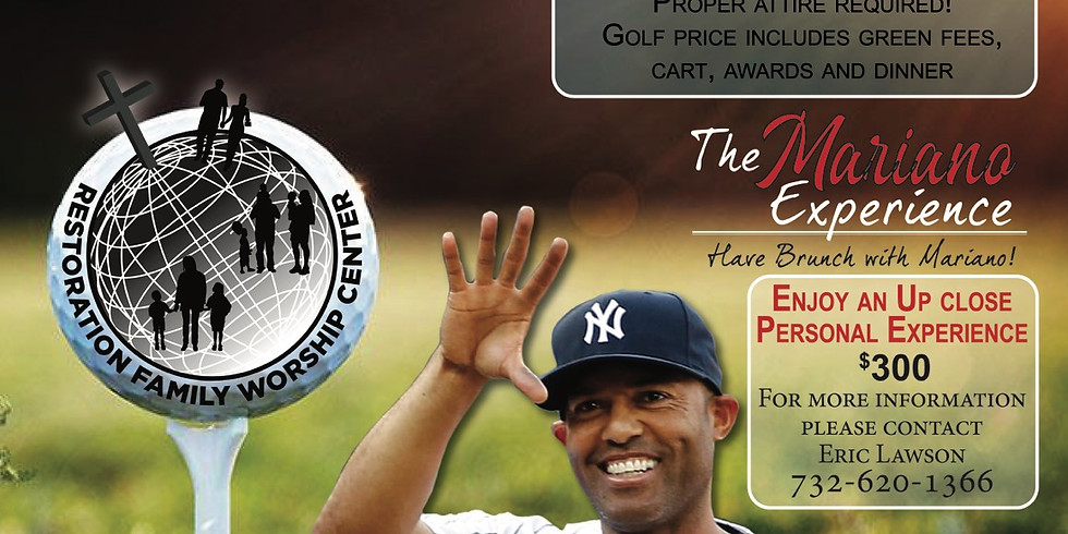 """6th Annual """"BUILDING UP"""" Golf Outing"""