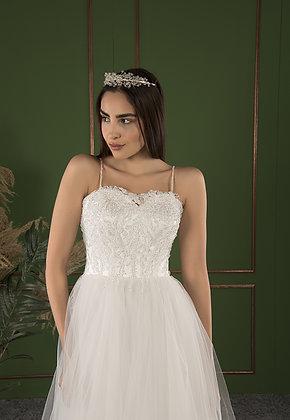 21501 Hand Beaded Wedding dress