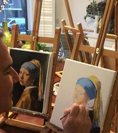 Workshop Vermeer