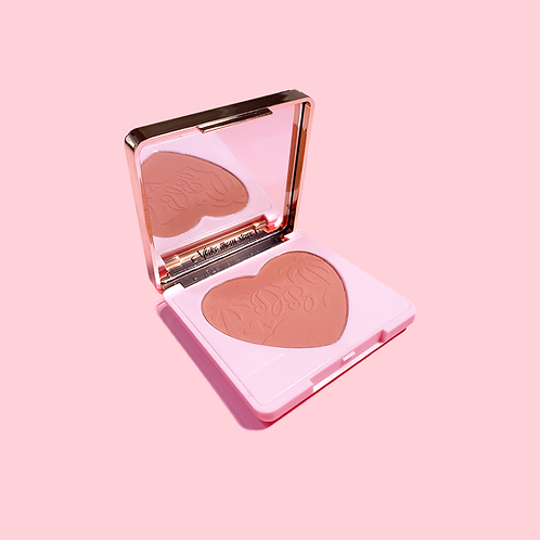 Doll Beauty Pretty Fly Blusher – Take me to the Peach
