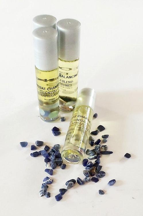Throat Chakra Essential Oils