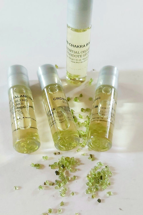 Crown Chakra Essential Oils