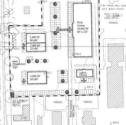 Marion Site Plan