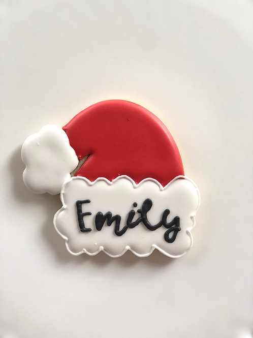 Large Customizable Santa Hat