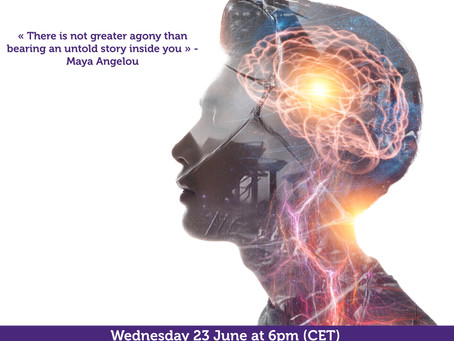 Video now available I Webinar with Pr. Alain Brunet I PTSD and Reconsolidation Therapy