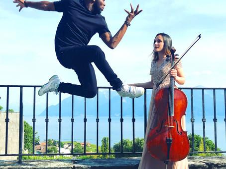 Humani-Concert in Grandvaux on Saturday 12 June I Julie Sévilla-Fraysse, Kévin Roby and Yann Antonio