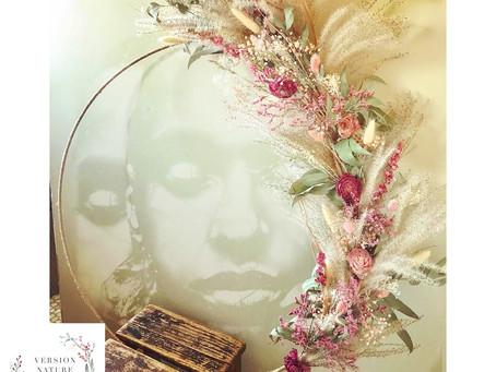 Humani-Zoom sur Version Nature - Art floral & Création d'ambiance avec Melany et Margarita
